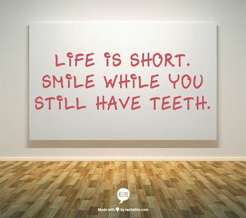 life-is-short-quote