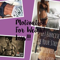 Motivation To Lose Weight!
