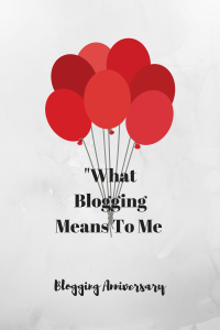What does this blog mean to me?-2