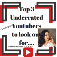 Top 3 Underrated Youtubers to look out for....