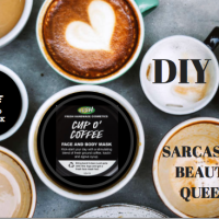DIY Lush Cup O' Coffee