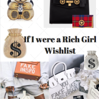 If I were a Rich Girl Wishlist Part 2