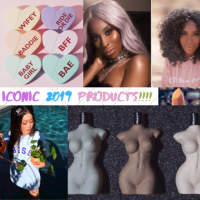 Iconic 2019 Products!!!!